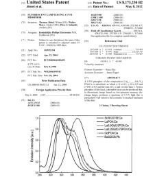 pdf ultravoilet uv light spectrum of flourescent lamps [ 850 x 1097 Pixel ]