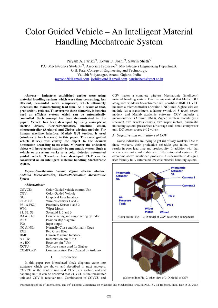 hight resolution of  pdf design and development of a control unit of an automated guided vehicle