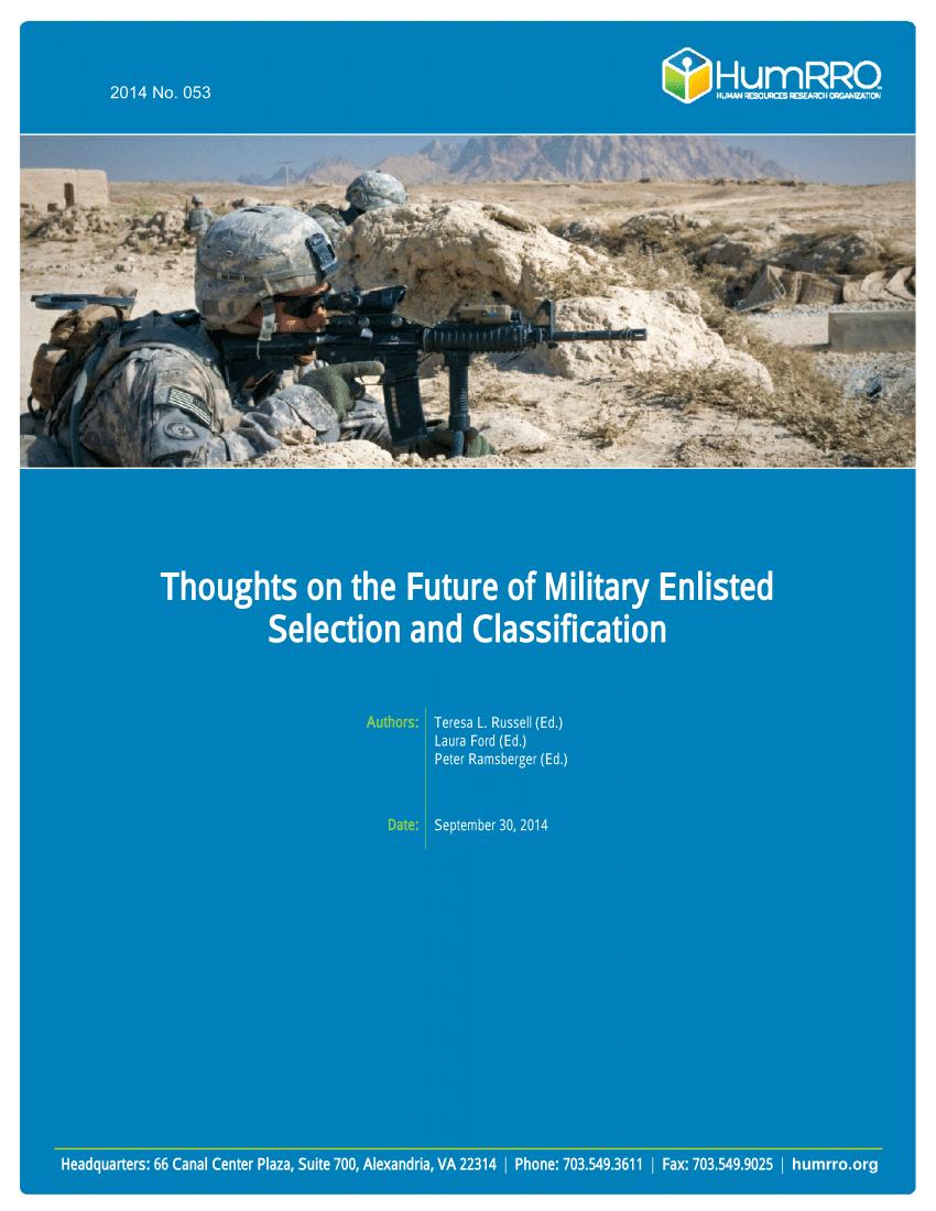 medium resolution of  pdf development of a navy job specific vocational interest model