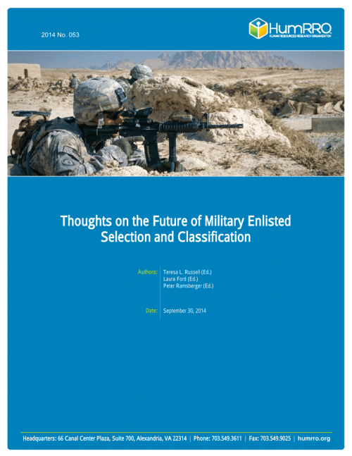small resolution of  pdf development of a navy job specific vocational interest model