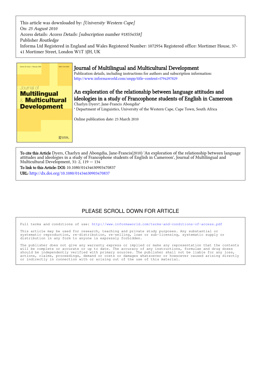 hight resolution of  pdf language shift or maintenance factors determining the use of afrikaans among some township youth in south africa