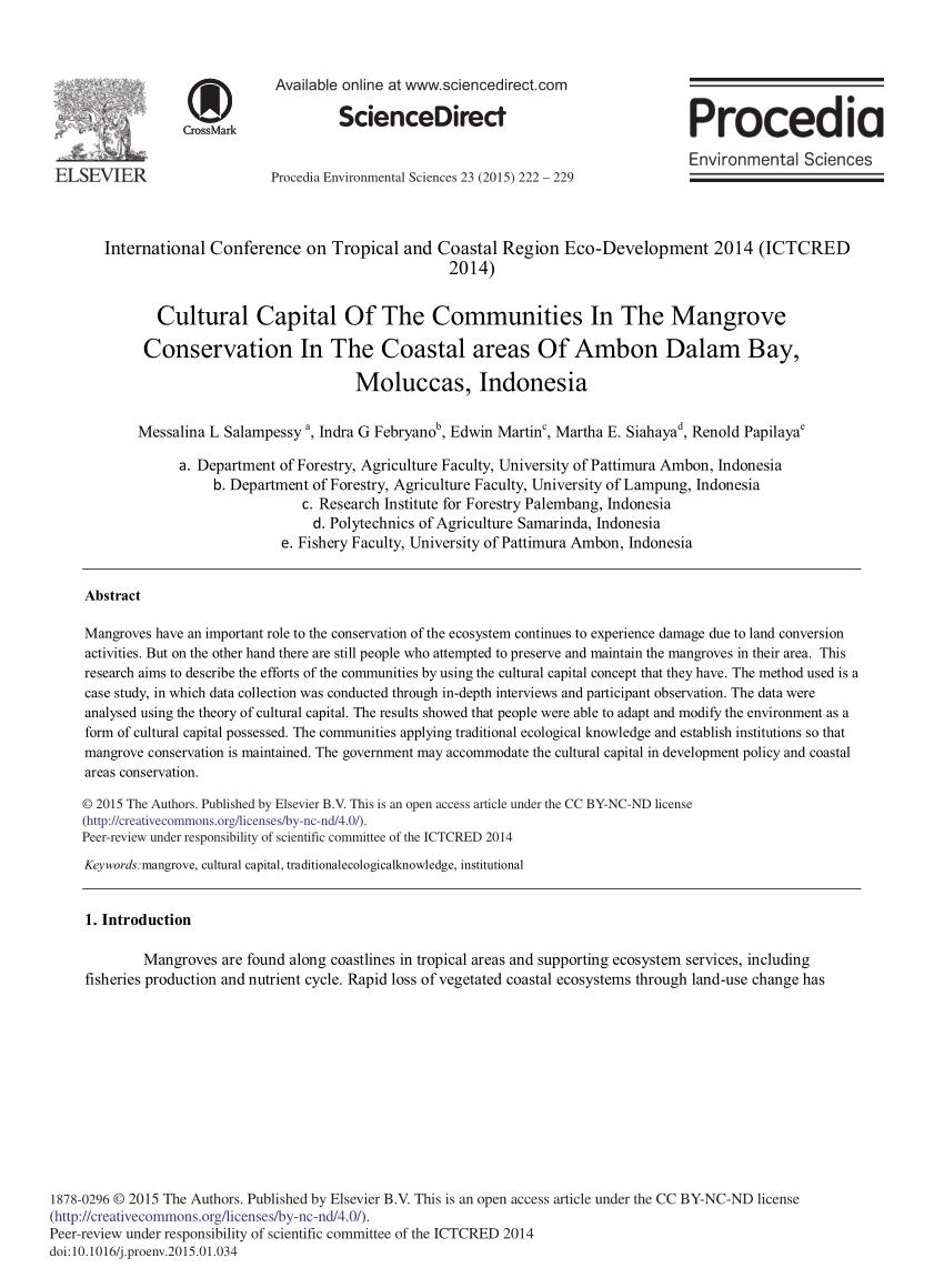 hight resolution of  pdf strategi keberlanjutan pengelolaan hutan mangrove di tahura ngurah rai bali