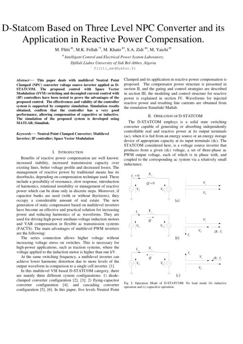small resolution of d statcom block diagram