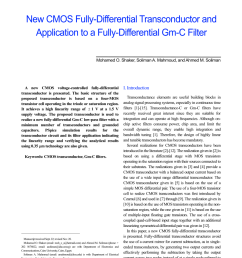 pdf a novel cmos ota based on body driven mosfets and its singlesupply differential amplifiers circuit diagram tradeofic [ 850 x 1203 Pixel ]