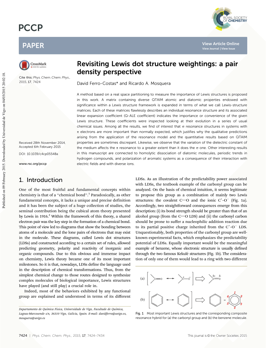 hight resolution of  pdf revisiting lewis dot structures weightings a pair density perspective