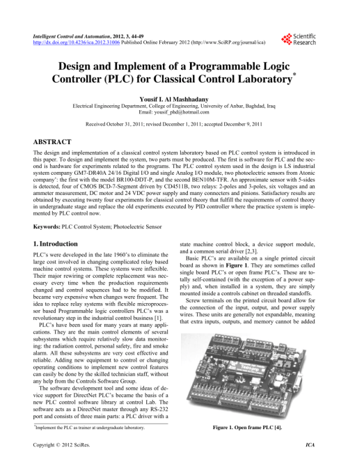 small resolution of  pdf compact portable industrial automation kit for vocational school and industrial training