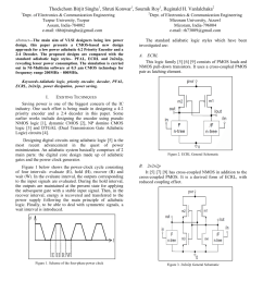 pdf power efficient priority encoder and decoder [ 850 x 1203 Pixel ]