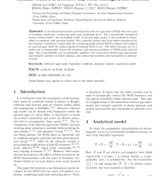 bound states in photonic crystal waveguides and waveguide bends request pdf [ 850 x 1202 Pixel ]