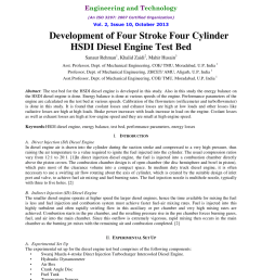 pdf development of four stroke four cylinder hsdi diesel engine test bed [ 850 x 1202 Pixel ]
