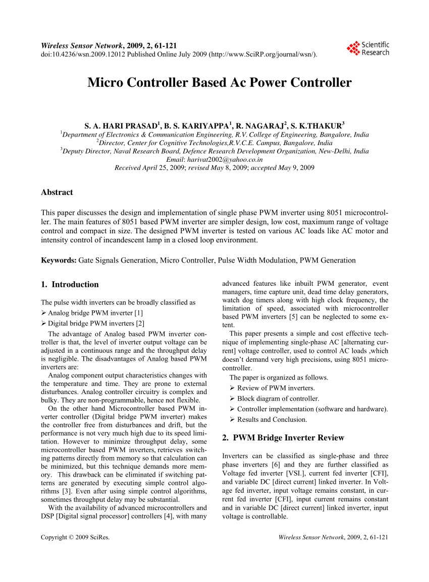 medium resolution of  pdf design and implementation of a pwm based 50hz 12vdc 220vac 1 5kva inverter