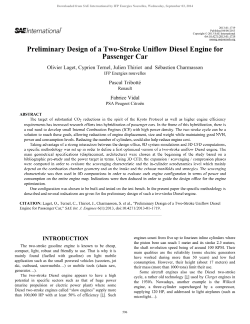 small resolution of  pdf preliminary design of a two stroke uniflow diesel engine for passenger car