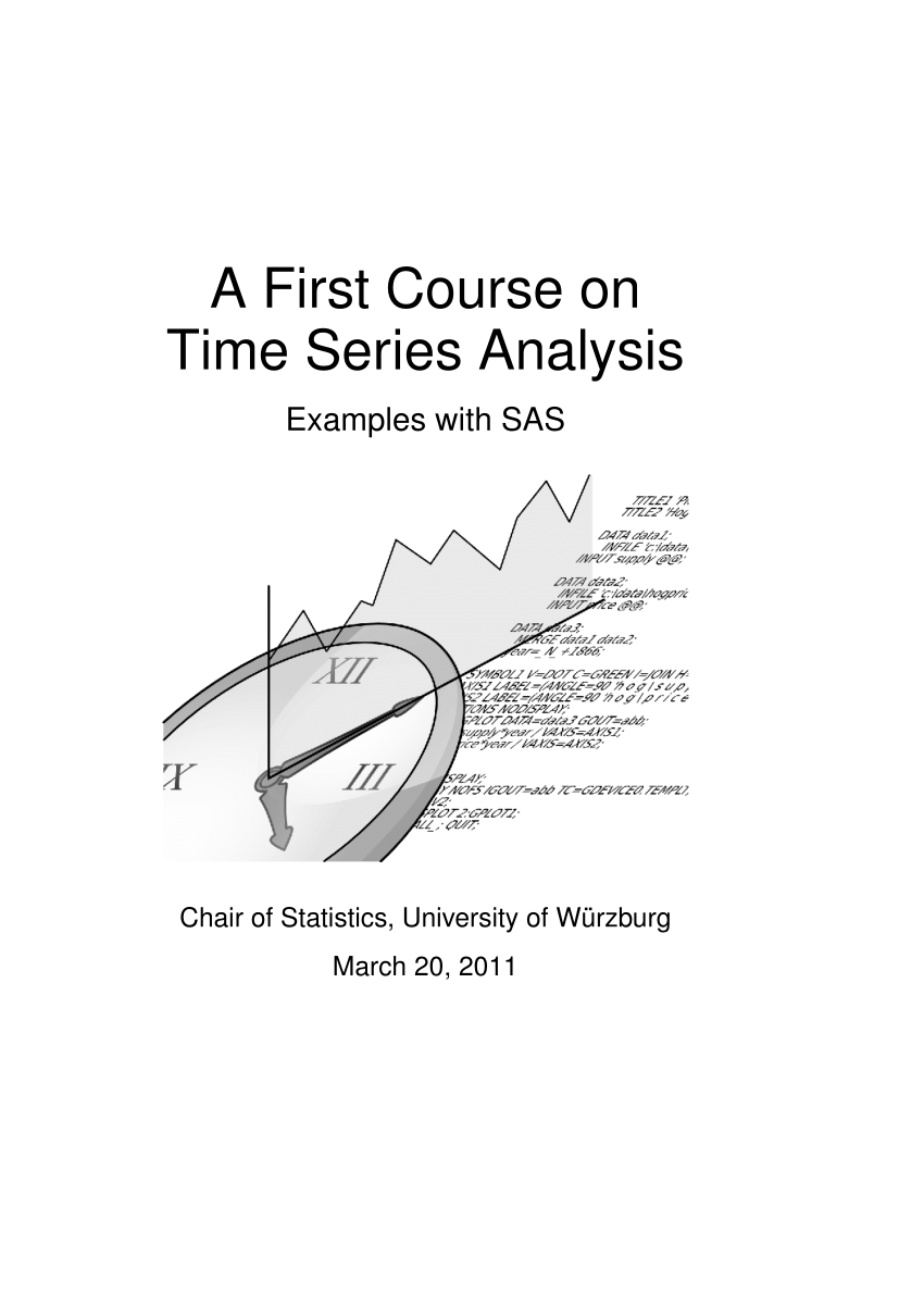 (PDF) A First Course on Time Series Analysis : Examples