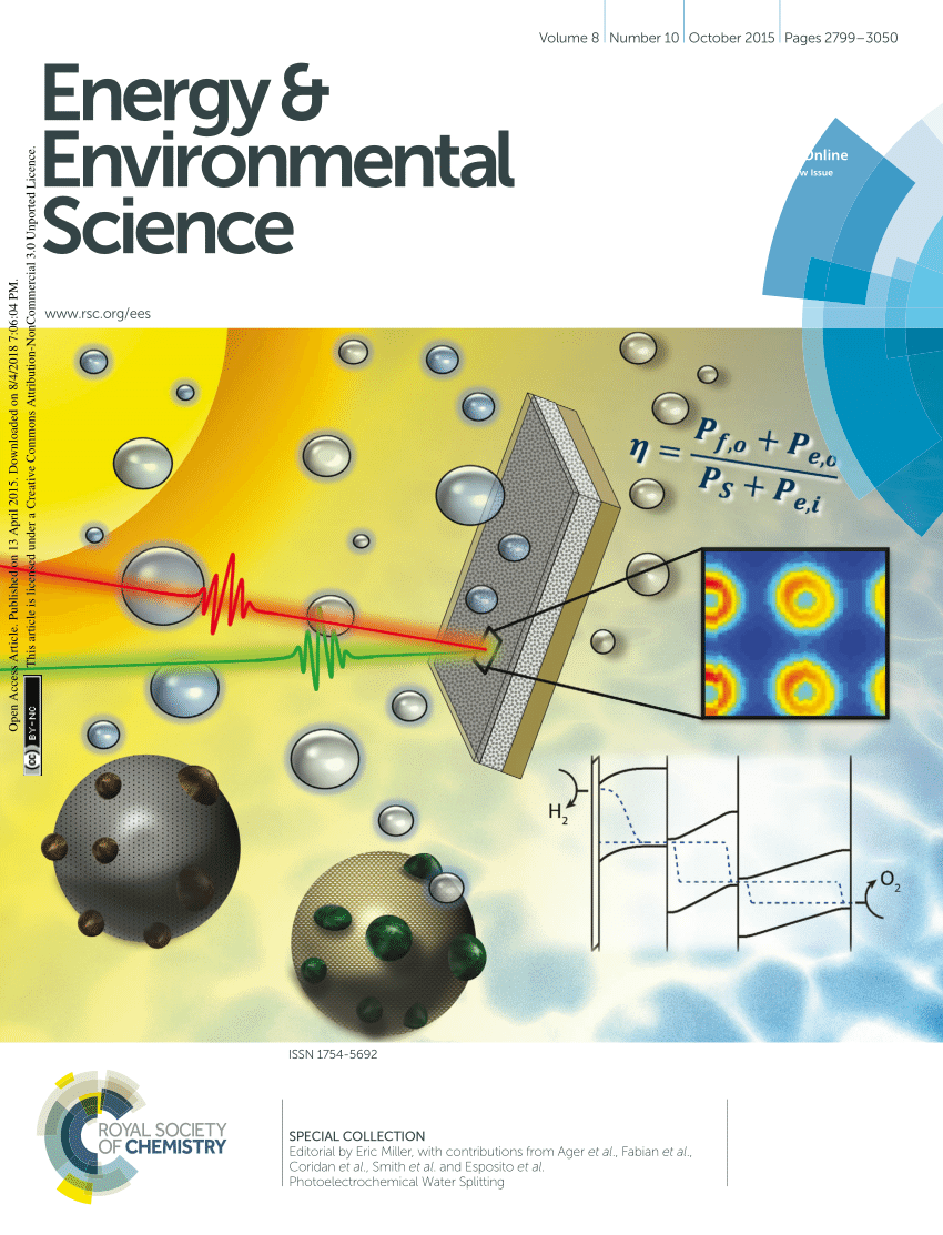 hight resolution of energy loss analysis in photoelectrochemical water splitting a case study of hematite photoanode request pdf
