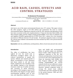 pdf acid rain causes effects and control strategies [ 850 x 1100 Pixel ]
