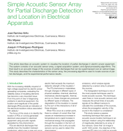 pdf acoustic measuring of partial discharge in power transformers [ 850 x 1202 Pixel ]