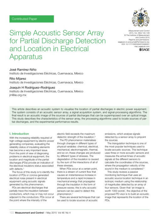 small resolution of  pdf acoustic measuring of partial discharge in power transformers