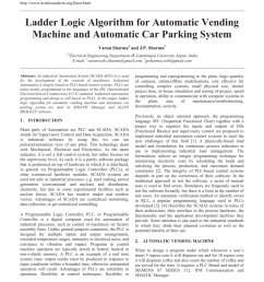 pdf ladder logic algorithm for automatic vending machine and automatic car parking system [ 850 x 1203 Pixel ]