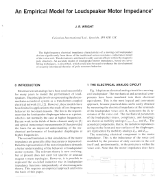 voice coil impedance as a function of frequency and displacement mark dodd request pdf [ 850 x 1212 Pixel ]