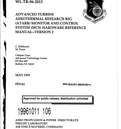 pdf advanced turbine aerothermal research rig atarr monitor and control system mcs hardware reference manual version 2  [ 850 x 1100 Pixel ]