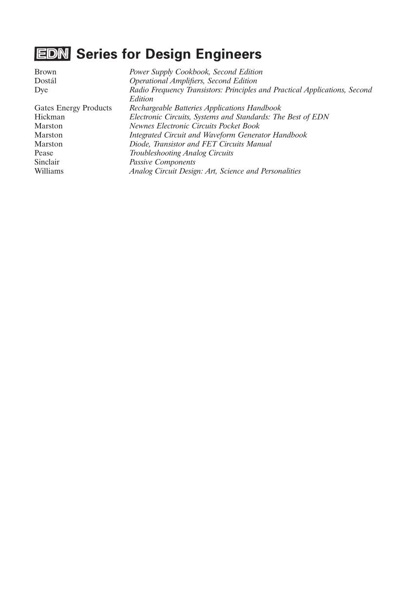 medium resolution of  pdf power supply cookbook