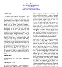 pdf manual logic controller mlc  [ 850 x 1100 Pixel ]