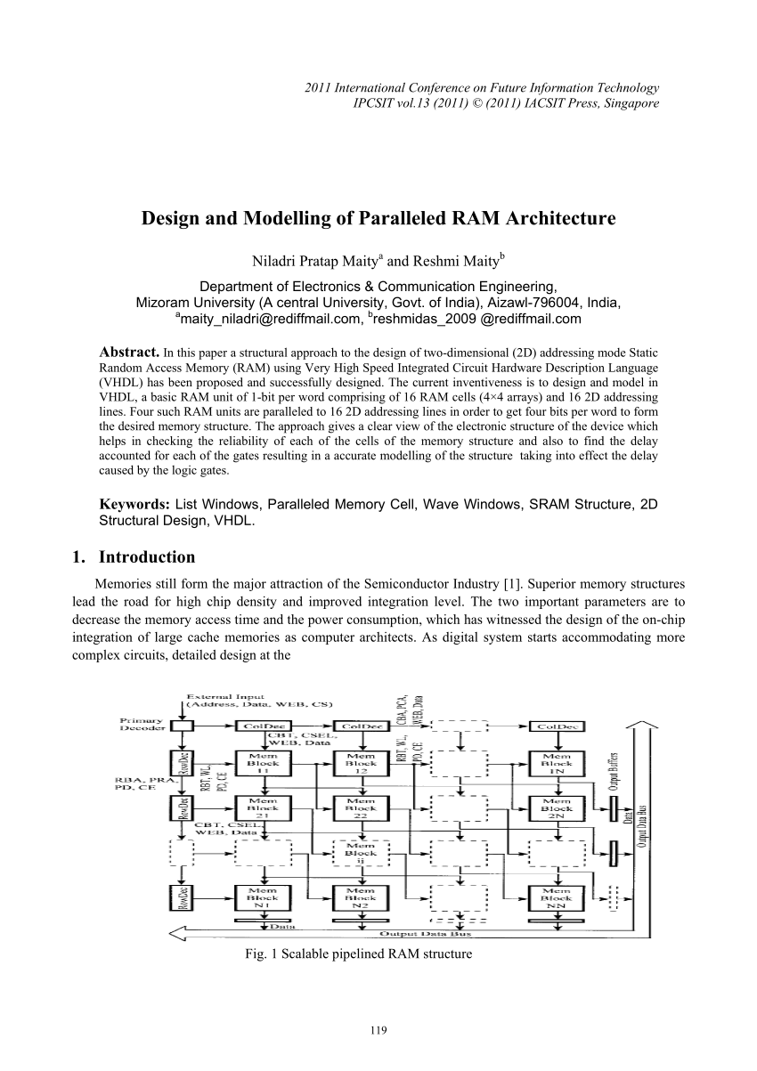 medium resolution of logic diagram of ram
