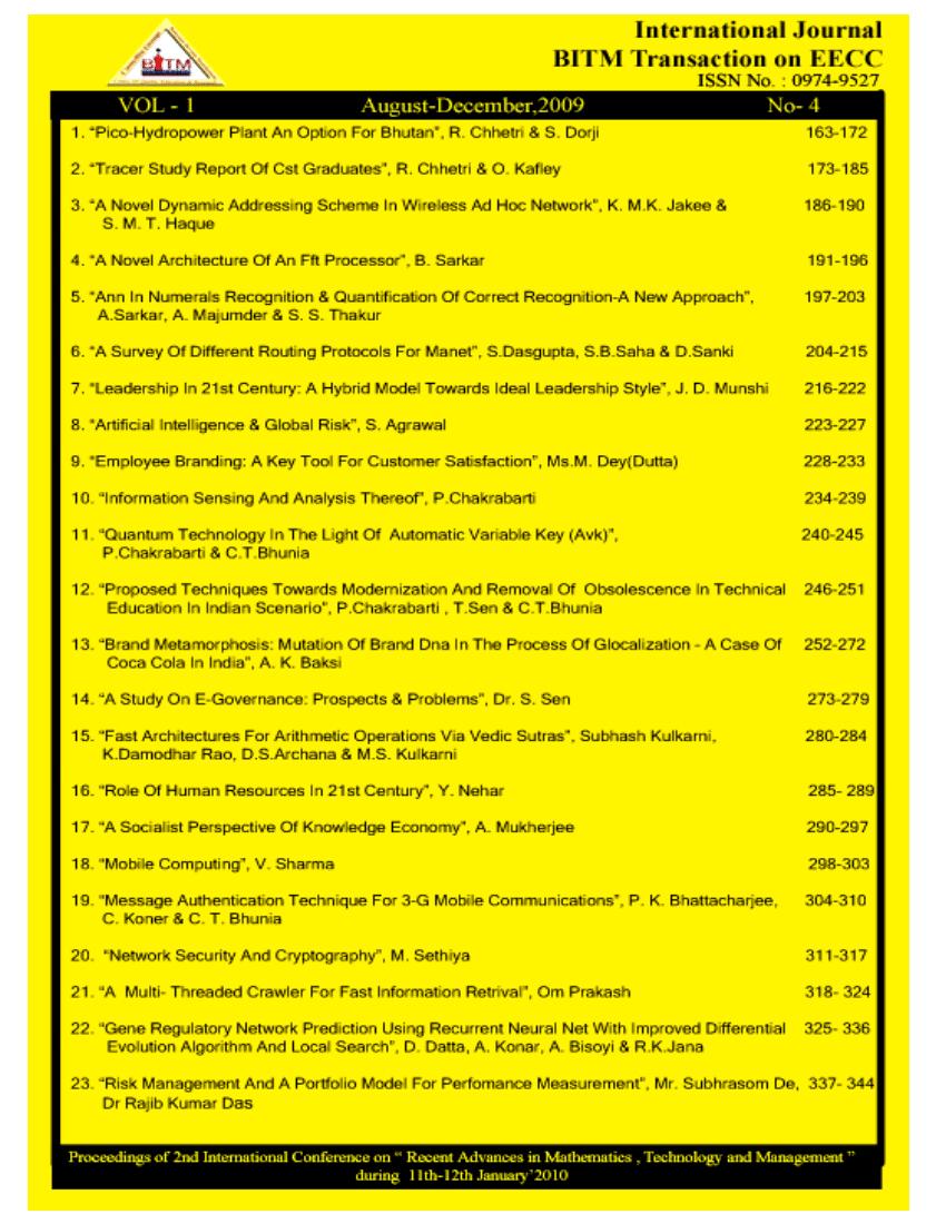 PDF Tracer Study Report Of CST Graduates