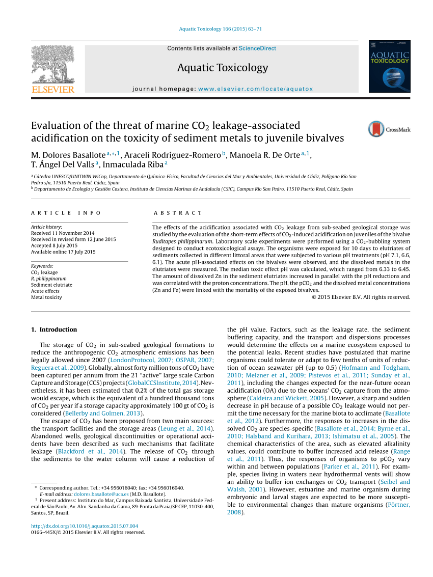 hight resolution of death by dissolution sediment saturation state as a mortality factor for juvenile bivalves mark a green