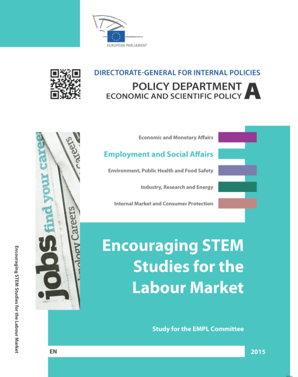 Pdf Encouragement Of Stem Science Technology