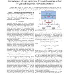 a block diagram of ode solving unit b complete structure of download scientific diagram [ 850 x 1100 Pixel ]