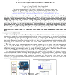 pdf actuation of electro pneumatic system using matlab simulink and arduino controller a case of a mechatronics systems lab [ 850 x 1203 Pixel ]