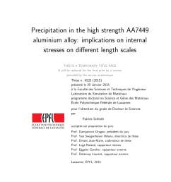 pdf precipitation in the high strength aa7449 aluminium alloy implications on internal stresses on different length scales [ 850 x 1202 Pixel ]