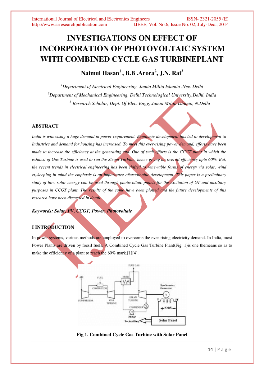 hight resolution of  pdf study the effect of temperature control on the performance of the output of combined cycle gas turbine