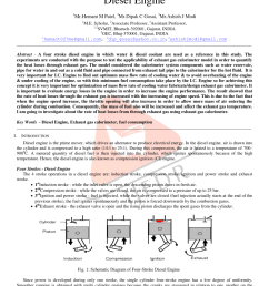 pdf performance analysis of exhaust gas calorimeter for diesel engine [ 850 x 1202 Pixel ]