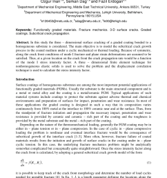 pdf three dimensional fracture analysis of fgm coatings [ 850 x 1203 Pixel ]