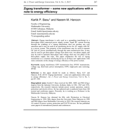 pdf zigzag transformer some new applications with a note to energy efficiency [ 850 x 1203 Pixel ]