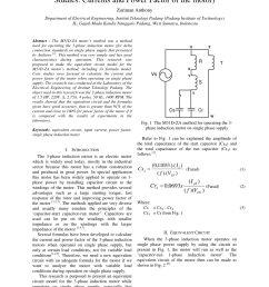 pdf a new windings design of 24 slot capacitor start capacitor run induction motor [ 850 x 1202 Pixel ]