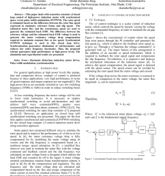 block diagram of the proposed sensorless constant v f control download scientific diagram [ 850 x 1203 Pixel ]