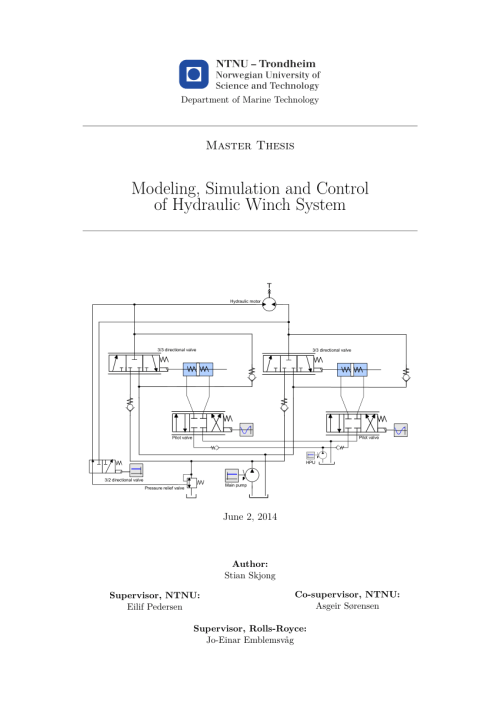 small resolution of non linear modeling and dynamic analysis of hydraulic control valve effect of a decision factor between experiment and numerical simulation kyong uk yang