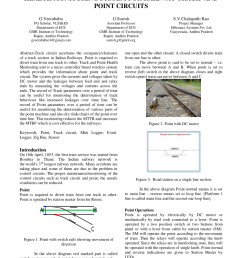 pdf health monitoring system for railway track and point circuits [ 850 x 1202 Pixel ]