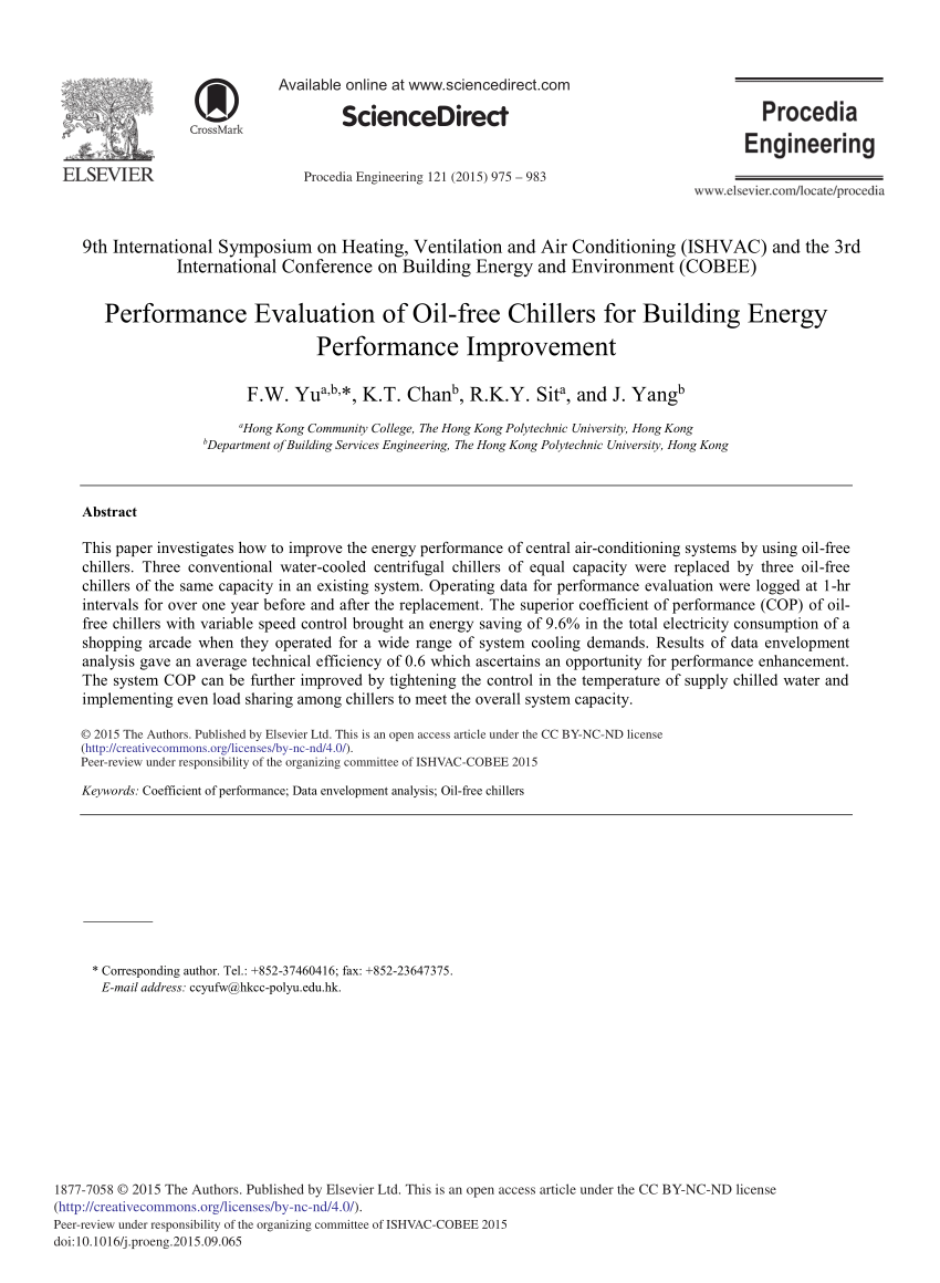 hight resolution of  pdf performance evaluation of oil free chillers for building energy performance improvement