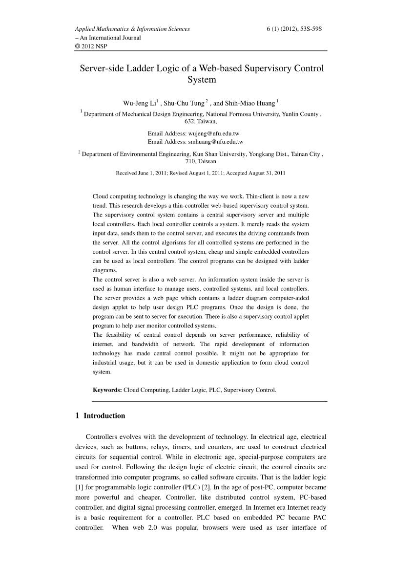 medium resolution of ladder logic computer aided design java applet download scientific diagram