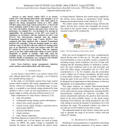 the block diagram of solar electric vehicle download scientific diagram [ 850 x 1202 Pixel ]