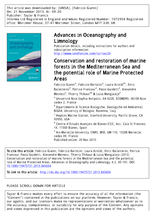 small resolution of distribution patterns of sea urchins and barrens in shallow mediterranean rocky reefs impacted by the illegal fishery of the rock boring mollusc lithophaga