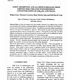 pdf acid deposition and its effects in china an overview [ 850 x 1203 Pixel ]