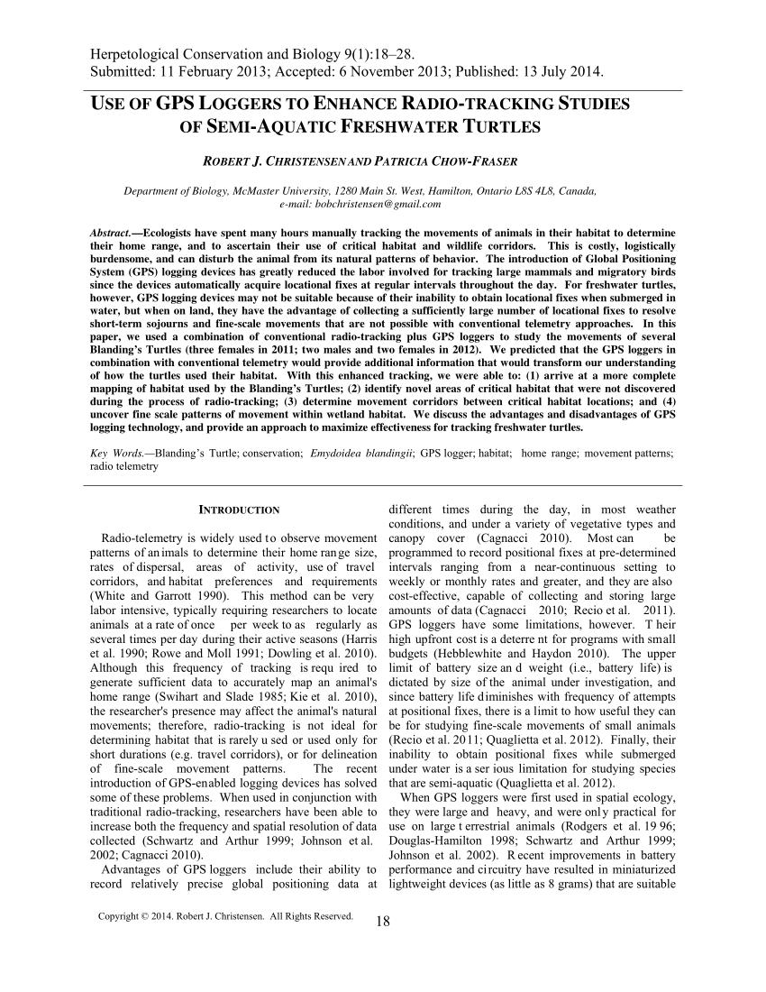 medium resolution of  pdf an open source hardware gps data logger for wildlife radio telemetry studies a case study using eastern box turtles