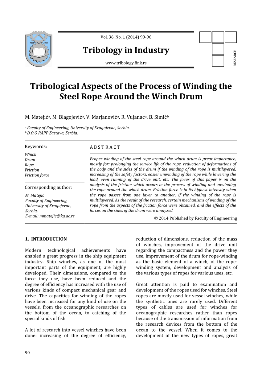 hight resolution of  pdf interactive fatigue in wire rope applications