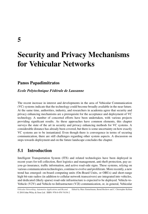 small resolution of biometrics based data link layer anonymous authentication in vanets request pdf