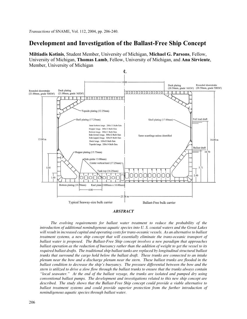 medium resolution of  pdf ship ballast tank sediment reduction methods