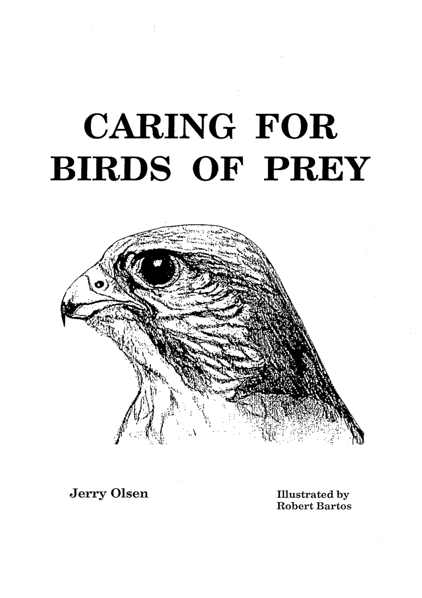 (PDF) Caring for Birds of Prey